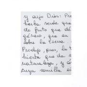 מחברת בראשית – ספרדית – מבט פרונטלי