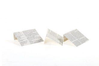 Encyclopedia envelopes