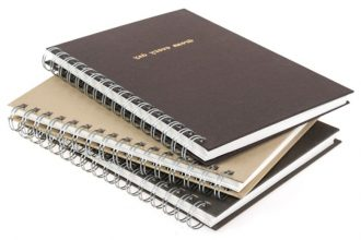 Dream every day spiral notebooks, hard cover