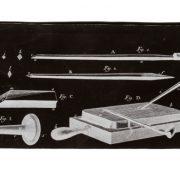 נרתיק קנבס OLD MASTER | בצבע שחור, צד 1
