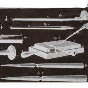 תיק קלאצ' קנבס OLD MASTER | בצבע שחור, צד 2