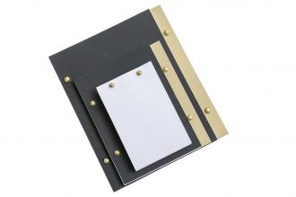 Studs notebook and memo