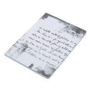 מחברת romantic טקסט שחור/לבן